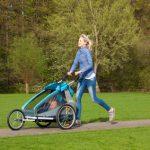 Teurer Jogging Anhänger
